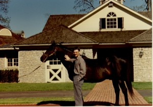 Neal and Seattle Slew