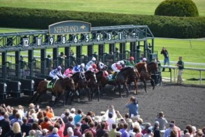 Keeneland Starting Gate3