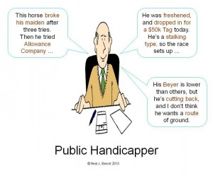 Public Handicapper