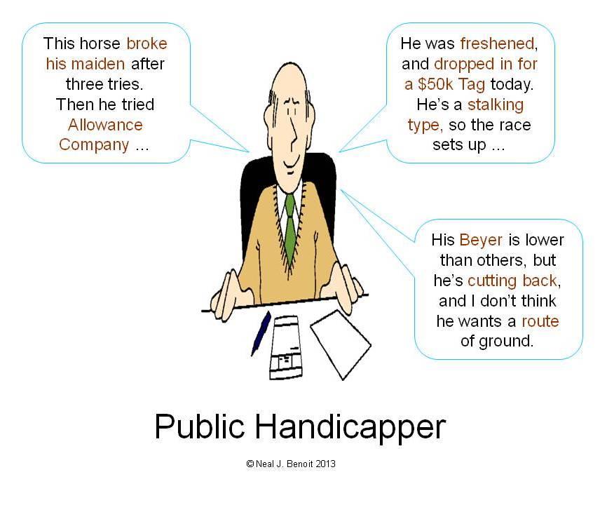 Public Handicapper
