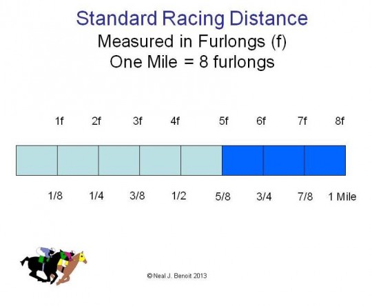Standard Racing Distance