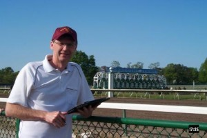 Neal Benoit at Monmouth Park