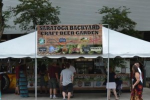 Craft Beer Garden (One of my favorite places)