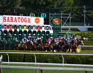Saratoga Gate Break