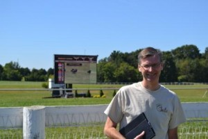 Neal at Kentucky Downs