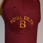 Royal Delta Cap