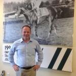 Larry Collmus at GP