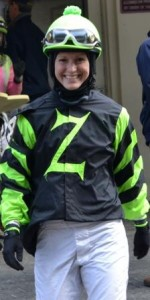 Taylor Rice (Photo courtesy of Zilla Racing Stable)