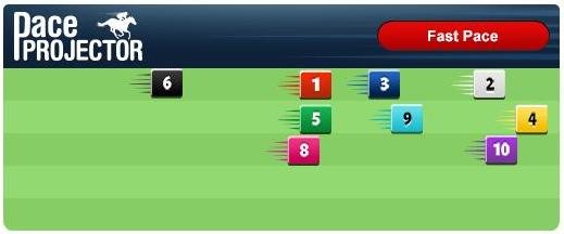 Pace Projector (2015-01-28 GP Race 10)