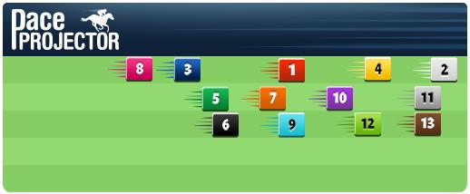 Pace Projector (2015-02-20 GP Race 11)
