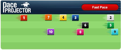 Pace Projector (2015-03-04 TB Race 07)