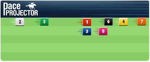 Pace Projector (2015-03-12 GP Race 07)
